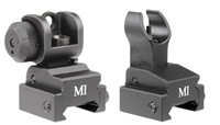 MCTAR-ERS/FFR-PKG-BLK<br>ERS Rail Height Flip-up Rear Sight  Package