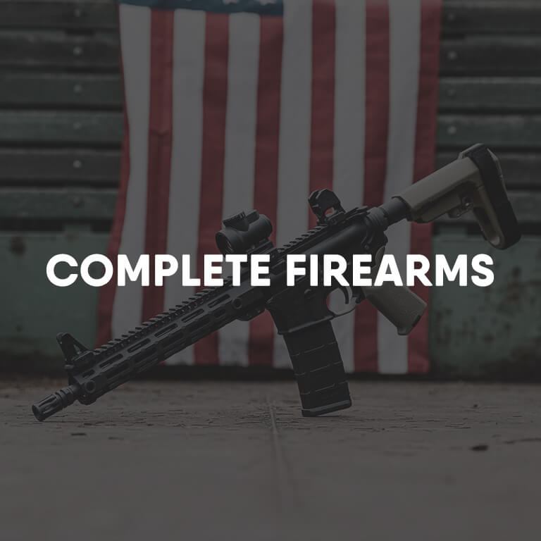 Midwest Industries Complete Firearms