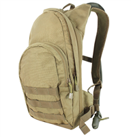 CON-124-FDE<br>Condor Hydration Pack, Flat Dark Earth