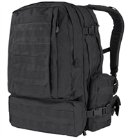 CON-125-BLK<br>Condor 3 Day Pack, Black