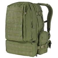 CON-125-OD<br>Condor 3 Day Pack, Olive Drab