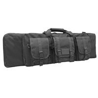 CON-128-BLK<br>Condor 42-inch Rifle Case, Black