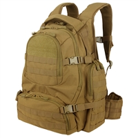 CON-147-CB<br>Condor Urban Bag, Coyote