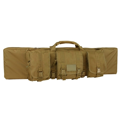CON-152-CB<br>Condor 42-inch Double Rifle Case, Coyote