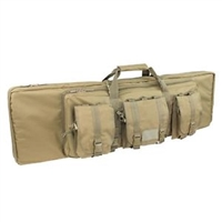 CON-152-FDE<br>Condor 42-inch Double Rifle Case, Flat Dark Earth