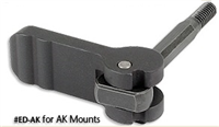 ED-AK<br>MI-QD Replacement Lever, AK Mounts