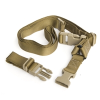 GS-1010<br>Gear Sector ASP Single Point Sling, Flat Dark Earth