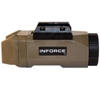 INF-APL-F-W<br>INFORCE APL Pistol Light-Flat Dark Earth