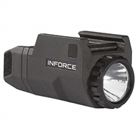 INF-APLc-B-W<br>INFORCE APLc Pistol Light-Black