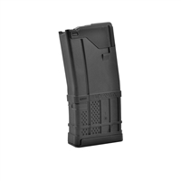 L5AWM20-OB<br>Lancer Systems L5 AWM Advanced Warfighter 20 Round Magazine -Opaque Black  <br>Unable to ship to: Cook County-IL, CA, NJ, NY, MA, HI, CO, MD or any other restricted states