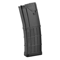 L5AWM30-OB<br>Lancer Systems L5 AWM Advanced Warfighter 30 Round Magazine -Opaque Black  <br>Unable to ship to: Cook County-IL, CA, NJ, NY, MA, HI, CO, MD or any other restricted states