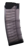 L5AWM30-TS<br>Lancer Systems L5 AWM Advanced Warfighter 30 Round Magazine -Translucent Smoke  <br>Unable to ship to: Cook County-IL, CA, NJ, NY, MA, HI, CO, MD or any other restricted states