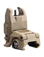 MAG247-FDE<br>MagPul MBUS Folding Front Sight - Flat Dark Earth