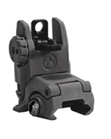 MAG248-GRY<br>MagPul MBUS Flip-Up Rear Sight - Gray