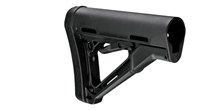 MAG311-BLK <br>MAGPUL CTR AR15/M16 Carbine Stock, fits Commercial Spec extension tubes - Black