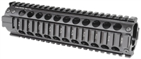 MCTAR-21-FDE<br>MI Two Piece Free Float Handguard, Mid-Length, Flat Dark Earth