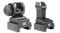 MCTAR-ERS/FFG-PKG-BLK<br>ERS Gas Block Mount Flip-up Rear Sight  Package