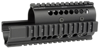 MI-AK-S-BLK<br>Saiga Model 7.62x39 & 5.56mm AK47 Handguard - Black