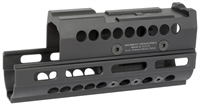 MI-AK-SS-Y70M-T1/VS<br>AK Yugo M70 Rifle Handguard, M-LOK(TM) compatible with T1/VS Optic Specific Topcover, black