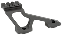 MI-AKSMG2-MRTOP<br>Gen 2 AK Side Mount Mini Picatinny Rail Top  Only