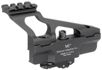 MI-C39SM-MR<br>C39 AK Modular Optic Side Mount Mini Rail Top
