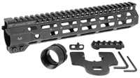 MI-CRM10.5<br> MI Combat Rail One Piece Free Float Handguard, M-LOK(TM) compatible