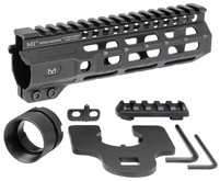 MI-CRM7<br> MI Combat Rail One Piece Free Float Handguard, M-LOK(TM) compatible