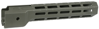 MI-CRPC9-ODG<br>MI M-Lok™ Hand Guard Compatible with Ruger® PC9™ Cerakote Olive Green