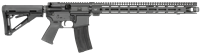 MI-FN16XR17<br>MI 16 Inch Nitride Mid-Length Rifle, .223 Wylde Chambered, 17XR M-LOK(TM) compatible