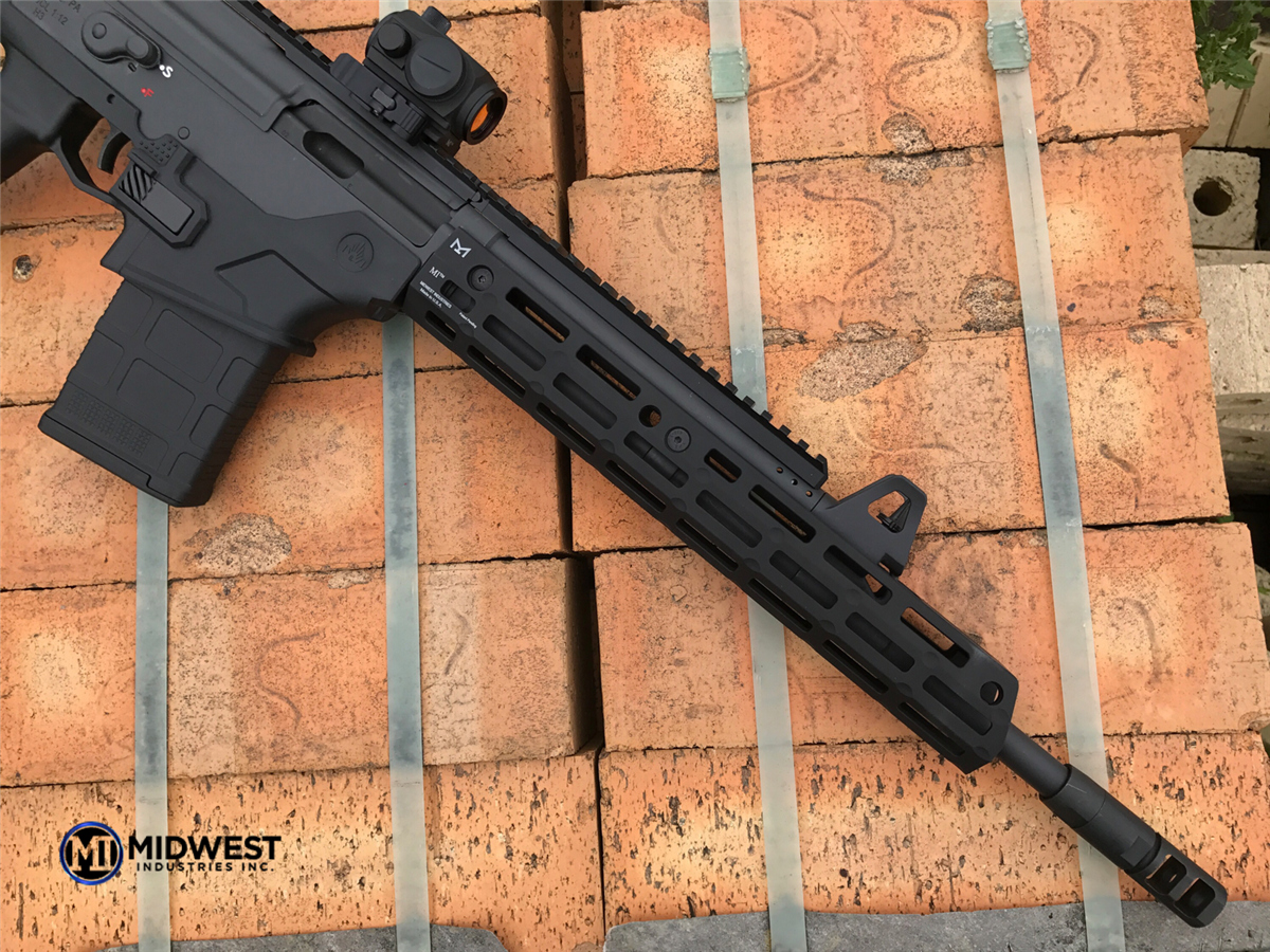 MI-GA308XR MI Galil Ace  308 Extended Rifle Length Handguard, M-LOK(TM)  compatible