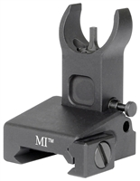 MI-LFFR-BLK <br>Low Profile Flip Front Sight, Locking-Black