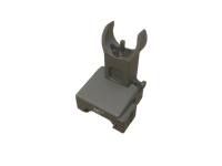 MI-LFFR-OG<br>Locking Low Profile Flip Sight for Rail-Olive Green