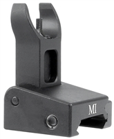 MI-LPFS<br>Low Profile Flip Front Sight, Non-locking-Black