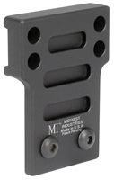 MI-PC9T1M<br>MI T1/Micro Red Dot Side Mount Compatible with Ruger® PC Carbine™