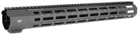 "MI-RPRM18 <br>MI 18"" M-Lok™ Hand Guard Compatible with Ruger Precision® rifle"