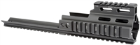 MI-S1617-BLK<br> SCAR Rail Extension - Black