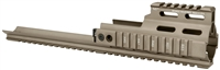 MI-S1617-FDE<br> SCAR Rail Extension - Flat Dark Earth