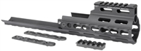 MI-S1617-K-BLK<br>MI SCAR KeyMod Rail Extension - Black