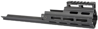 MI-S1617-M-BLK<br>MI SCAR Rail Extension, M-LOK(TM) compatible - Black