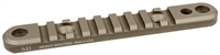 MI-S1617SR-FDE <br> MI FN SCAR Accessory Rail - Flat Dark Earth