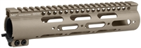 MI-SS9G3-FDE <br>MI G3 SS-Series One Piece Free Float Handguard - Flat Dark Earth