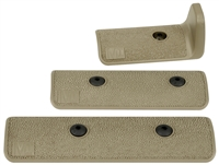 MI-SSK-PK-FDE <br>MI KeyMod Handstop Panel Kit, Flat Dark Earth