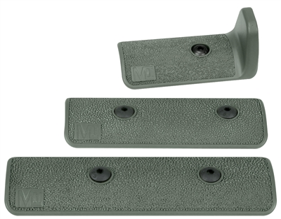 MI-SSK-PK-FG <br>MI KeyMod Handstop Panel Kit, Foliage Green