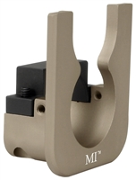 MI-TLM1.13<br>MI Tavor Handguard Light Mount for 1.125 inch diameter lights - Flat Dark Earth