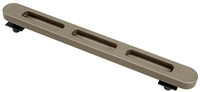 MI-TLMSR-FDE<br>MI Tavor Side Rail, M-LOK(TM) Compatible - Flat Dark Earth