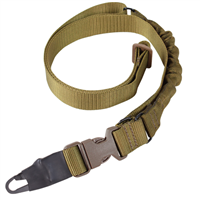 MIB1-FDE<br>Condor Single Bungee One Point Sling, Flat Dark Earth