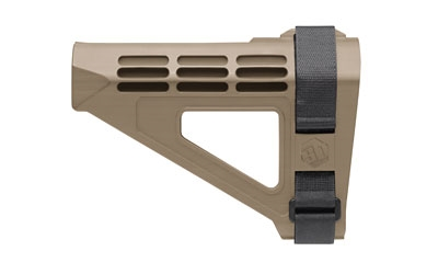 SBTSBM4-FDE<br>SB Tactical AR Pistol Brace SBM4 - Flat Dark Earth