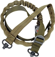 SOE2-FDE<br>SOE QD Two Point Bungee, Flat Dark Earth