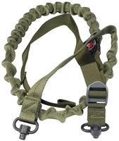 SOE2-OG<br>SOE QD Two Point Bungee, Olive Green