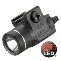 STR-69221<br>Streamlight TLR-3 Compact Rail Mounted Tactical Light